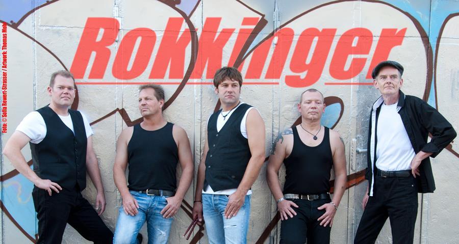 rokkingerbandfoto